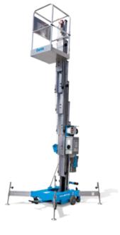 Gizo Aerial Work Platforms Genie AWP 40S