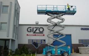 Gizo Podnośniki, wózki widłowe, ładowarki