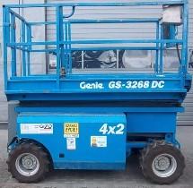 Gizo podnośnik akumulatorowy Genie GS 3268 DC