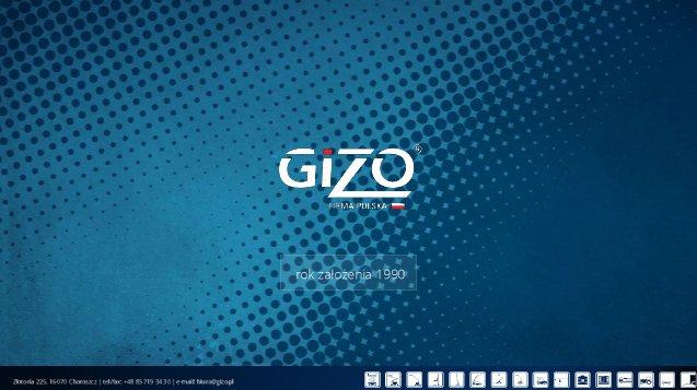 Gizo prezentacja