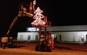 Gizo Oddział Bełchatów życzenia świąteczne