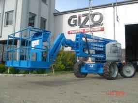 Używane Genie Z45/25 Bi-Energy