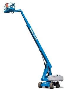 Gizo podnosnik teleskopowy diesel Genie S 80 S 85