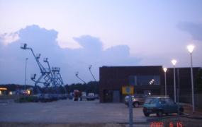 Gizo budowa Tychy 2007 r