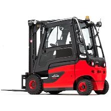 Gizo wózek widłowy Linde E25 - seria 336