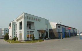 Biuro nr 2 w Złotorii 225, 16-070 Choroszcz 2005 rok