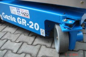 Genie GR-20 podnośnik osobowy samojezdny akumulatorowy